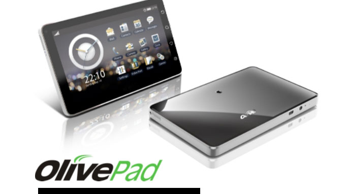 "Olive PAD 7"" Android 2.2 Froyo Tablet"